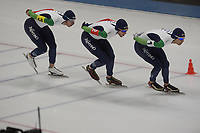 SPEEDSKATING: 07-12-2018, Tomaszów Mazowiecki (POL), ISU World Cup Arena Lodowa, ©photo Martin de Jong