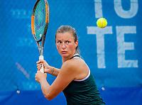 Amstelveen, Netherlands, 10 Juli, 2021, National Tennis Center, NTC, Amstelveen Womans Open,  Semifinal: Quirine Lemoine (NED)<br /> Photo: Henk Koster/tennisimages.com
