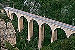 Ponte em Cote D'Azur. França. 2005. Foto de Rogério Reis.