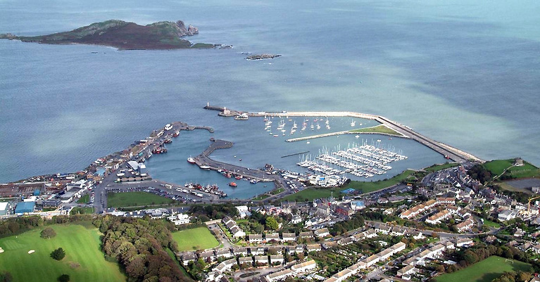 Howth is an ideal sailing base – if you're provided with a steady wind