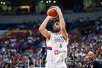 Kosarka FIBA Olympic Basketball Qualifying Tournament<br /> Srbija v Puerto Rico<br /> Milos Teodosic and head coach Aleksandar Djordjevic (R)<br /> Beograd, 04.07.2016.<br /> foto: Srdjan Stevanovic/Starsportphoto©