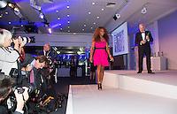04-06-13, Tennis, France, Paris, Roland Garros,   ITF World Champions Dinner,Serena Williams