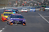 2017 Monster Energy NASCAR Cup Series<br /> O'Reilly Auto Parts 500<br /> Texas Motor Speedway, Fort Worth, TX USA<br /> Sunday 9 April 2017<br /> Denny Hamlin, FedEx Office Toyota Camry, Joey Logano<br /> World Copyright: John K Harrelson/LAT Images<br /> ref: Digital Image 17TEX1jh_04213