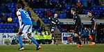 27.02.18 St Johnstone v Rangers:<br /> Sean Goss scores from a free-kick
