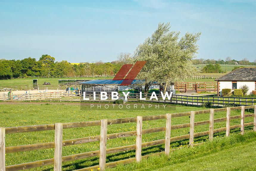 YARD VISIT: Sir Mark Todd: THE LEAD UP TO 2014 GBR-Mitsubishi Motors Badminton CCI4* (Saturday 3 May) CREDIT: Libby Law COPYRIGHT: LIBBY LAW PHOTOGRAPHY - NZL
