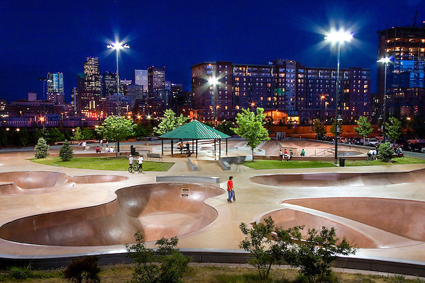 Denver Skatepark at night, Denver, Colorado, USA John offers private photo tours of Denver, Boulder and Rocky Mountain National Park. .  John offers private photo tours in Denver, Boulder and throughout Colorado. Year-round Colorado photo tours. .  John offers private photo tours in Denver, Boulder and throughout Colorado. Year-round.