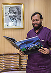 02/06/15_Indian Minister, Prakash Javadekar,