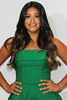 PASADENA, CA, USA - OCTOBER 10: Gina Rodriguez poses in the press room at the 2014 NCLR ALMA Awards held at the Pasadena Civic Auditorium on October 10, 2014 in Pasadena, California, United States. (Photo by Celebrity Monitor)