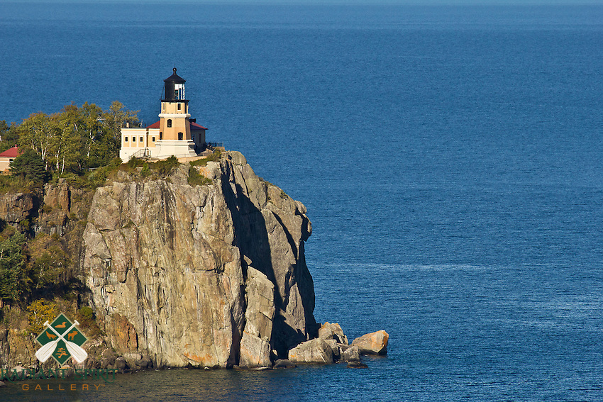 """""""Split Rock Lighthouse""""<br /> <br /> Minnesota's iconic Split Rock Lighthouse accentuates the rugged North Shore of Lake Superior."""