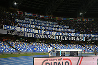 banner and Marek Hamsich <br /> Napoli 30-10-2019 Stadio San Paolo <br /> Football Serie A 2019/2020 <br /> SSC Napoli - Atalanta BC<br /> Photo Cesare Purini / Insidefoto