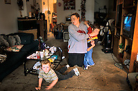 Ohio. Many of the children from these low income households have behavioral problems due to poor diet and high sugar intake.
