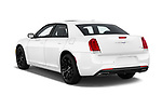Car pictures of rear three quarter view of a 2019 Chrysler 300 S 4 Door Sedan angular rear