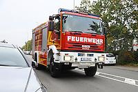 15.10.2016: Abschlussübung der Freiwilligen Feuerwehr Kelsterbach