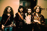 Black Sabbath 1972..© Chris Walter..