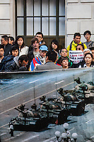 04.06.2014 - 25th Anniversary Of Tiananmen Square Protests of 1989 Marked in London