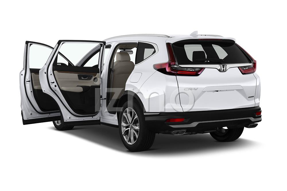 Car images of 2020 Honda CR-V Touring 5 Door SUV Doors