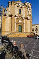 Dom in Piazza Armerina, Sizilien, Italien