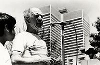 Montreal (Qc) Canada - File Photo circa 1986 - Warren Allmand