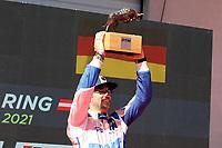 5th September 2021; Red Bull Ring, Spielberg, Austria; DTM Race 2 at Spielberg;   Maximilian Goetz GER Mercedes-AMG Team HRT - Mercedes-AMG GT3