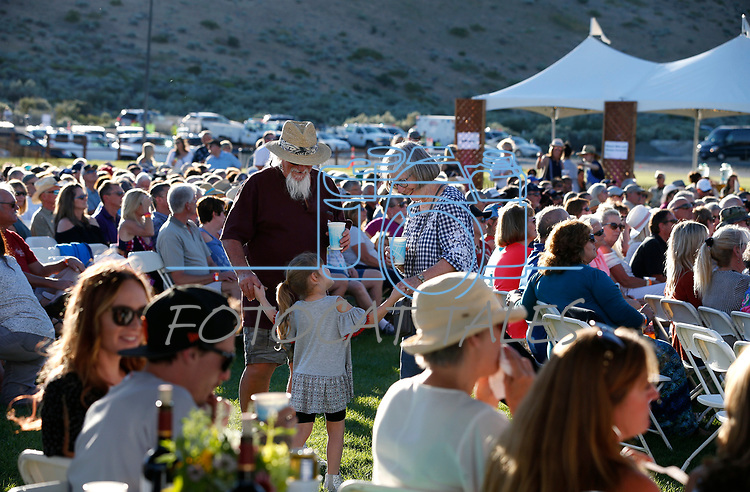 Images from the 11th annual Concert Under the Stars fundraiser for The Greenhouse Project, in Carson City, Nev., on Wednesday, July 10, 2019.<br /> Photo by Cathleen Allison/Nevada Momentum