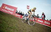 U23 Nicolas Cleppe (BEL/Telenet-Fidea)<br /> <br /> GP Mario De Clercq 2014<br /> Hotond Cross<br /> CX BPost Bank Trofee - Ronse