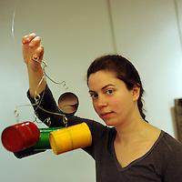 Lina Hakim, artista libanese.