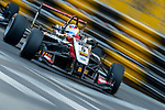 Gustavo Menezes races the Formula 3 Macau Grand Prix during the 61st Macau Grand Prix on November 15, 2014 at Macau street circuit in Macau, China. Photo by Aitor Alcalde / Power Sport Images