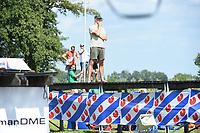 POLSTOKVERSPRINGEN/FIERLJEPPEN: VLIST: 14-08-2021, Tweekamp Holland - Friesland, ©Martin de Jong