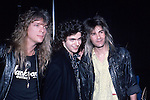 Chuck Wright, Dweezil Zappa, Carlos Cavaso
