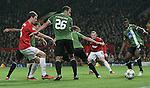 Manchester United v SC Braga 23.10.2012