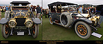 1910 Rolls Royce 40/50 Silver Ghost Morgan Double Phaeton, Titanic Ghost, Pebble Beach Concours d'Elegance