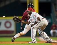 Howard, Ryan 5752.jpg Philadelphia Phillies at Houston Astros. Major League Baseball. September 6th, 2009 at Minute Maid Park in Houston, Texas. Photo by Andrew Woolley.