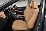 Front seat view of 2020 Hyundai Sonata-Hybrid Limited 4 Door Sedan Front Seat  car photos