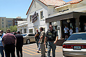 AJ Alexander - Maricopa County Sheriff's Office conducted a Raid at the Old Spaghetti Factory in downtown Phoenix, AZ. Photo by AJ Alexander