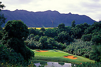 Grove Farm golf course, Kauai, Hawaii