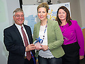 Recognising Our People Awards : Outstanding Care Award, Joint 2nd Runner Up : Kathleen Macleod, Community Psychiatric Nurse, Westbank. (Centre)