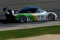#61 Aim Autosport BMW/Riley of Mark Wilkins & Burt Frisselle