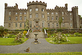 Ireland, County Sligo .Markree Castle; considered architectural masterpiece - 18th century with 19th century additions in neo-Gothic Style. Now a hotel run by members of original family..FC#:16610-00107.scan from slide.©Ellen B. Senisi