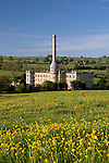 United Kingdom, England, Oxfordshire, Chipping Norton: Bliss Mill built as a tweed mill by William Bliss in 1872   Grossbritannien, England, Oxfordshire, Chipping Norton: Bliss Mill, 1872 errichtet als Tweed Muehle von William Bliss