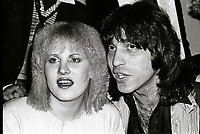 Luft Hooker6690.JPG<br /> New York, NY 1978 FILE PHOTO<br /> Lorna Luft & (first) husband Jake Hooker<br /> Studio 54 First Anniversary<br /> Digital photo by Adam Scull-PHOTOlink.net<br /> ONE TIME REPRODUCTION RIGHTS ONLY<br /> NO WEBSITE USE WITHOUT AGREEMENT<br /> 718-487-4334-OFFICE  718-374-3733-FAX