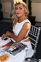 BEVERLY HILLS, CA, USA - JULY 24: Emma Slater at the Genlux Magazine Summer July 2014 Issue Release Party held at the Luxe Hotel on July 24, 2014 in Beverly Hills, California, United States. (Photo by Xavier Collin/Celebrity Monitor)