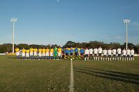 US Soccer U17 Nike Friendlies, USA vs. Brazil, December 13, 2013