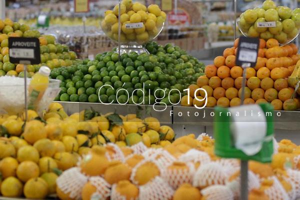Campinas (SP), 31/08/2021 - Alimentação - Movimentação no comércio de produtos de hortifruti na cidade de Campinas (SP), nesta terça-feira (31).