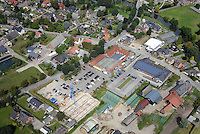 Neuengamme, Kreuzung Neuengammer Hausdeich/ Heinrich-Stubbe Weg : EUROPA, DEUTSCHLAND, HAMBURG, (EUROPE, GERMANY), 02.09.2016: Neuengamme, Kreuzung Neuengammer Hausdeich/ Heinrich-Stubbe Weg
