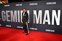 "LOS ANGELES, USA. October 07, 2019: Will Smith at the premiere of ""Gemini Man"" at the TCL Chinese Theatre, Hollywood.<br /> Picture: Paul Smith/Featureflash"