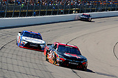 NASCAR XFINITY Series<br /> U.S. Cellular 250<br /> Iowa Speedway, Newton, IA USA<br /> Saturday 29 July 2017<br /> Dylan Lupton, Nut Up Toyota Camry and Ryan Preece, MoHawk Northeast Inc. Toyota Camry<br /> World Copyright: Russell LaBounty<br /> LAT Images