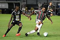 Rio de Janeiro (RJ), 24/01/2021  - Fluminense-Botafogo - Luccas Claro jogador do Fluminense,durante partida contra o Botafogo,válida pela 32ª rodada do Campeonato Brasileiro 2020,realizada no Estádio de São Januário,na zona norte do Rio de Janeiro,neste domingo (24).