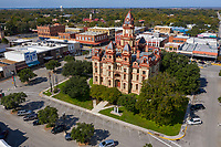 "Lockhart has several claims to fame. In 1999, the Texas Legislature proclaimed Lockhart the ""Barbecue Capital of Texas."" Lockhart has four major barbecue restaurants. The Dr. Eugene Clark Library is the oldest operating public library in Texas."