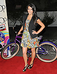 """Kim Kardashian at The """"OPen Campus"""" OP Campaign Launch held at Mel's Diner in West Hollywood, California on July 07,2009                                                                   Copyright 2009 DVS / RockinExposures"""