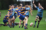 NELSON, NEW ZEALAND - Division 1 Rugby - Wanderers v Central. Brightwater, Nelson, New Zealand. Saturday 10 April 2021. (Photo by Chris Symes/Shuttersport Limited)